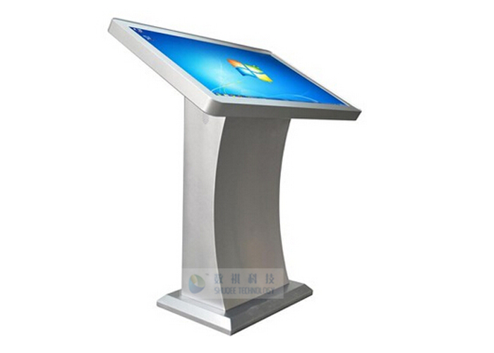 Multi-function Touch Screen Kiosk With Wireless Internet Information Access