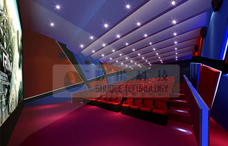 High definition 4D Theater System supplier