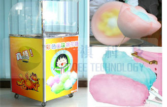 Customized Cotton candy machine supplier