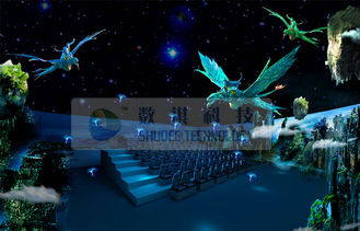 Special Effect system 4D Cinema System supplier