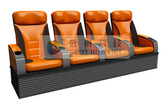 Simulative 4D Theater Seats  supplier