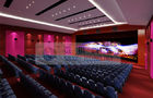 China 5.1 / 7.1 Sound system 4d movie theater , High definition Cinema Film with large flat screen distributor