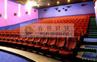 China Motion 4D Cinema System with stereo projection , 5.1 4D Cinema System for Indoor Amusement Center distributor